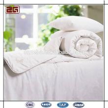 Trade Assurance Guangzhou Wholesale White Duvet / housses de couette de couette d'hôtel