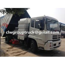 Dongfeng Tianjin Vacuum Street Sopmaskin Truck