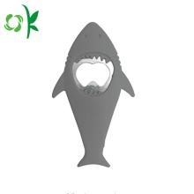 Shark Shape Silicone Home Jar flesopener plug