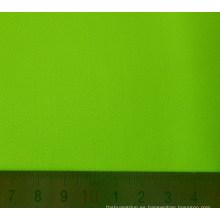 Ropa de trabajo de la tela cruzada de la fluorescencia del algodón del poliester T/C