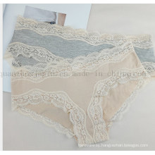 Custom Fashion Sexy Cotton Lace Women Lingerie Panty Underwear