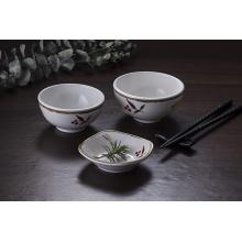 Bacia de arroz da melamina / bacia de sopa / 100% bacia de jantar da melamina (ATB25B)