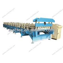 Machine de feuille trapézoïdale