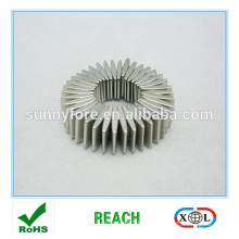 small size electrical neodymium magnet sector