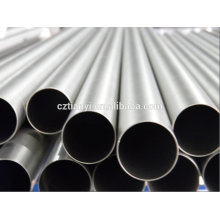 Galvanização sem costura tubo
