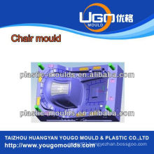 platic mold chair mould Injection chair mould backrest type
