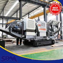 Proveedor directo de fábrica Garantía comercial Equipo de trituración móvil de magnetita