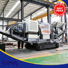Factory direct supplier Trade assurance magnetite mobile crushing equipment