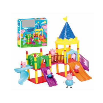 Wholesale Cartoon Pig DIY Toy with En71 (H9544275)