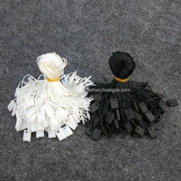 Melhor Vestuário de plástico sem logotipo Tag & Label with Gilding