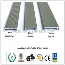 2219 profilé en alliage d'aluminium