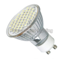 LED GU10 SMD Lampe avec LED 48SMD 3528 (GU10-SMD48)