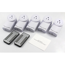 Indoor Wireless Remote Control (5-Pack)