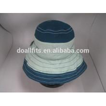 Sombrero personalizado de la tapa de la alta calidad de la manera para la venta al por mayor