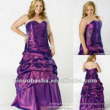 Halter Top Taft Abendkleid 2012