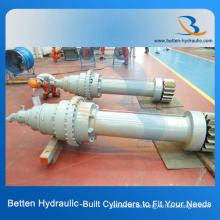100 Tonnen Power Pack Hydraulikzylinder