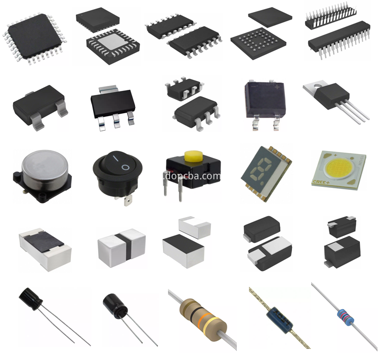Components Combined