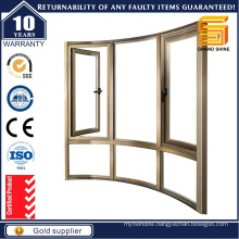 Aluminum Casement Window with High Quality Titl- Turn Window