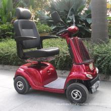 Scooter électrique de mobilité pour handicapés monoplace (DL24500-2)