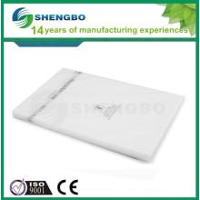 Rouleau de feuille de lit jetable blanc PP