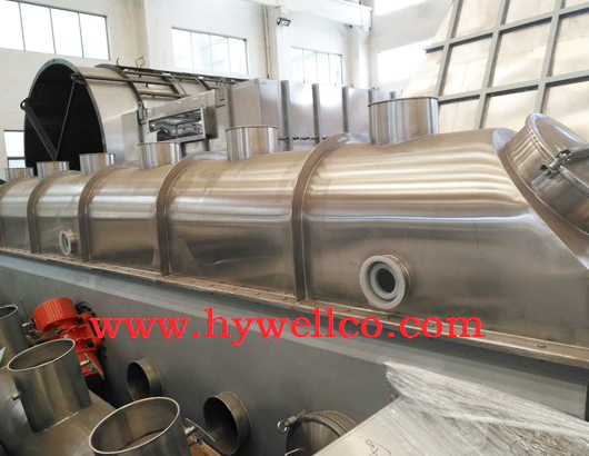 salt granules dryer