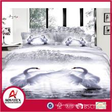 Сделано в Китае последние дизайн мода комплект постельных принадлежностей микрофибры лист Комплект для высокое качество