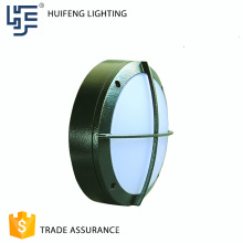 LED-Lichtlösung LED-Wandleuchte im Freien 30W 50W Druckguss Aluminiumgehäuse