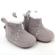 Oferta Cuero Baby Mary Jane Toddler Baby Boots