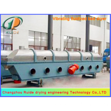 Vibration Type Fluidized Bed Dryer for Bean