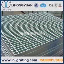 Оцинкованные стальные напольные решетки для платформы дорожки
