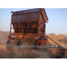 Separador magnético de tipo seco para separar el hierro de la arena del desierto