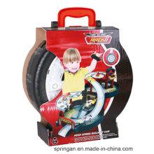 Hochgeschwindigkeits-Eisenbahn-Auto-Spielzeug