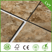 Deep Embossed Unilin click lock vinyl flooring