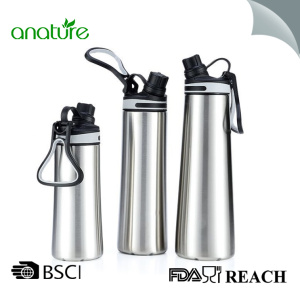 Renewable Design for for Beverage Vacuum Flask Easy To Drink Leak Proof Lid Thermal Flask export to Croatia (local name: Hrvatska) Exporter