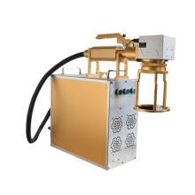 Voiern 20W 30W 50W fiber marking machine bearing marking machine semi conductor engraving