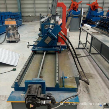 H Furring kanal Roll Forming Machine