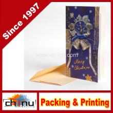 Cartão do casamento / aniversário / Natal (3319)