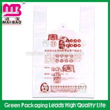 Verpackungsbeutel für Läden Hochwertige bedruckte Klarsicht-Kuriertasche aus Kunststoff