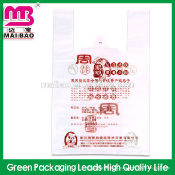 Packing bags for stores High quality Custom Printed Clear plastic courier bag