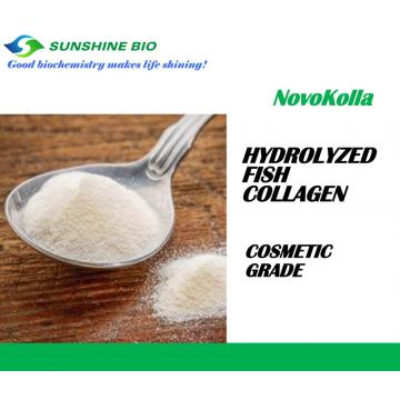 Hydrolyzed Fish Collagen Cosmetic grade