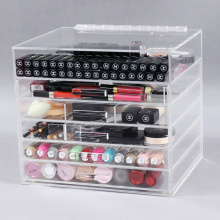 Cheap Acrylic Makeup Storage Boxes
