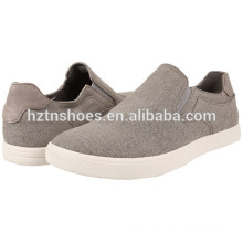 Großhandelsmänner Segeltuch-Schuhe 2016 China-Fabrik-preiswerter beiläufiger männlicher Schuh