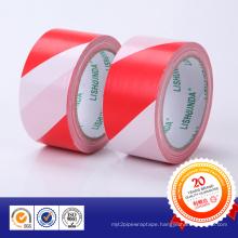 Strong Adheisve PVC Warning Tape for Road Marking