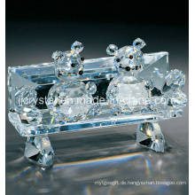 Kristallglasmaus für Feriengeschenke (JD-CT005) in China