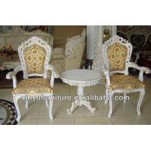 Кресло для спальни в спальне и набор для чайного стола XYD090