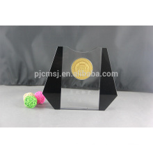 Most popular fashionable style crystal trophy and awards