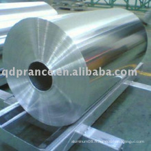 Feuille d'aluminium pour emballage alimentaire