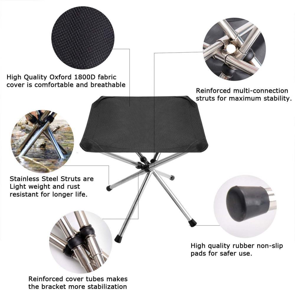 Lightweight Camping Stool