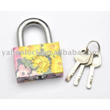 square padlock