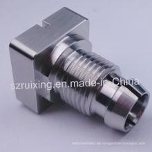 CNC gefräste Teile der Halterwelle